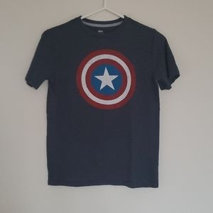 Old Navy Captain America T Shirt
